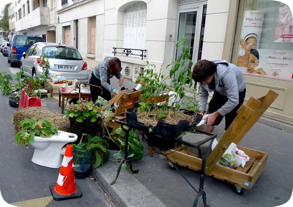 guerilla gardening activisme environnemental